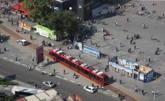 Bursa'da toplu ulaşım kullanımı yüzde 84 oranında düştü, 2 tramvay hattı iptal edildi
