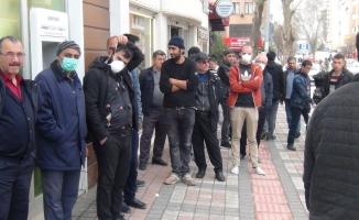 Bursa'da ürküten kalabalık