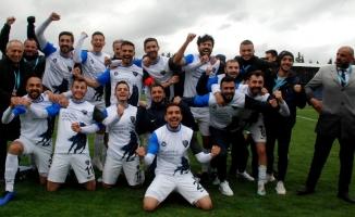 TFF 3. Lig: Karacabey Belediyespor: 1 - 1954 Kelkit Belediyespor: 0