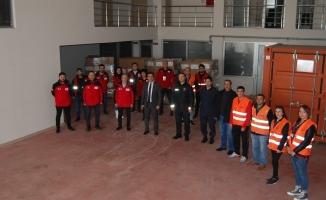 Türk Kızılay Bursa saha çalışmalarını aralıksız sürdürüyor