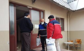 Bursa'da evsiz vatandaşa belediye sahip çıktı