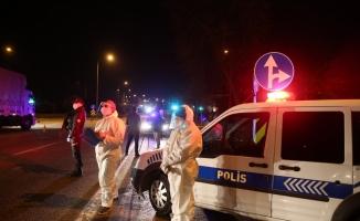 Bursa'ya girişler kısıtlandı