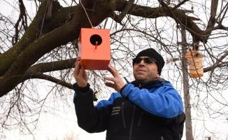 Yenişehir Belediyesi sokak hayvanlarını unutmadı