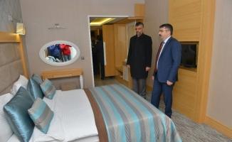 Yıldırım Belediyesi, sağlıkçılar için otel kiraladı