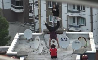 6.katta çılgın gösteri...