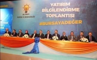 AK Parti Bursa teşkilatları vatandaşla kucaklaşacak