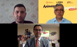 BEBKA 'Animasyonu Konuşuyoruz' webinarları devam ediyor