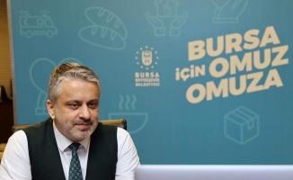 Bursa'da 300 bin çalışana korona desteği