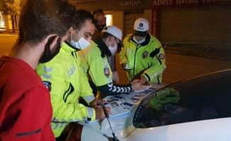 Bursa'da son dakika cezası