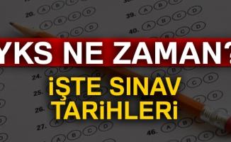 Cumhurbaşkanı  Erdoğan, LGS ve YKS'nin tarihlerini açıkladı