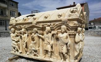 Kralların kralı Agamemnon'a ait çıktı