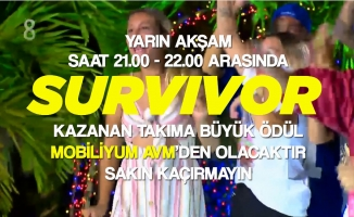 Mobiliyum Survivor'a sponsor oldu