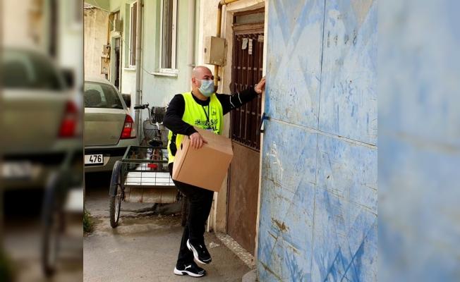 Osmangazi'de sosyal destek çalışmaları
