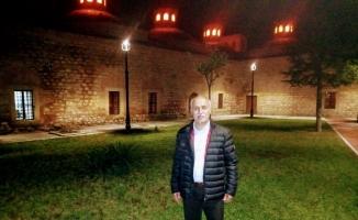 Tarihi Sinanpaşa Külliyesi'nde meslek öğrenecekler
