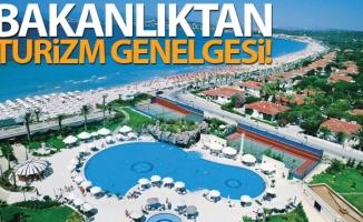 Bakanlıktan 81 İl Kültür ve Turizm Müdürlüğüne genelge