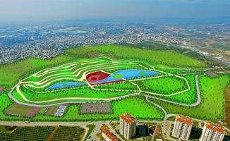 Hamitler çöplüğü botanik park olacak, 2050'ye kadar Bursa'nın su meselesi kalmayacak