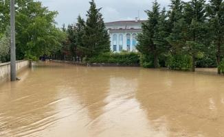 İznik sular altında