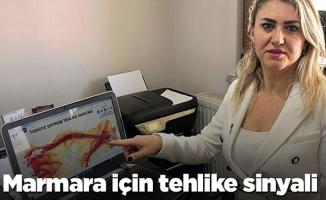 Marmara için tehlike sinyali