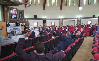 Mecliste katı atık tartışması