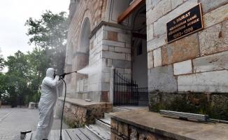 Osmangazi'de 22 bin 392 nokta temizlendi