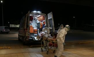 Rusya'dan gelen 2 Türk Bursa Şehir Hastanesi'nde tedavi altına alındı