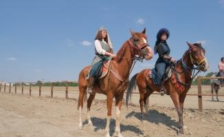 Atlı sporlar büyükşehirle şahlanıyor