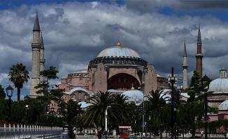 Ayasofya'da ilk namaz 24 Temmuz'da