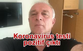 Bahattin Korkmaz'ın testi pozitif çıktı