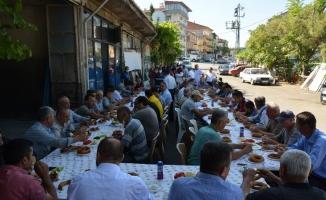 Başkan Aykurt, sanayi esnafıyla kahvaltıda buluştu dertlerini dinledi