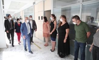 Başkan Erdem Nilüfer Belediyesi ailesiyle bayramlaştı