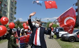 Başkan Yılmaz'dan 'Demokrasi ve Milli Birlik' mesajı