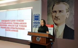 BEBKA'nın turizm strateji planı Eskişehir'in turizmine ışık tutacak