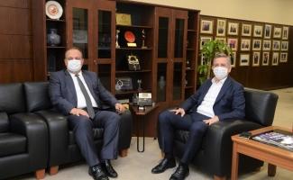 """BTSO Başkanı Burkay: """"Salgının ekonomik etkileri azalmaya başladı"""""""