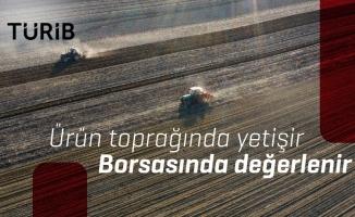 Bursa Ticaret Borsası'ndan TÜRİB'te ilk 6 ayda 275 milyon liralık işlem hacmi