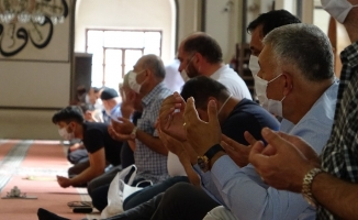 Bursa'da 15 Temmuz şehitleri için mevlit okutuldu