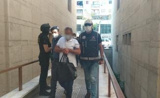 Bursa'da tefecilik suçundan yakalanan 13 şüpheliden 9'u adliyeye sevk edildi
