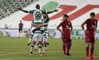 Bursaspor kazandı, üst sıralar karıştı