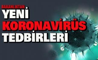 Hastanelerde yeni koronavirüs tedbirleri
