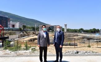Meydan Bursa ekonomisine katkı sağlayacak