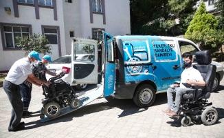 Nilüfer'de tekerlekli sandalye tamiri ücretsiz