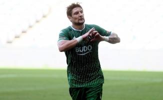 Yevhen Seleznov gollerle döndü