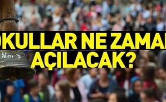 Bakan Koca'dan okullar hakkında flaş açıklama