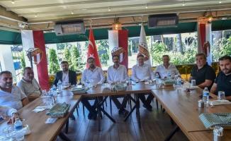 Başkan Adayı Adnan Kemal Aydın Listesini Açıkladı