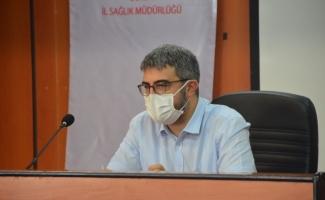 """Bursa İl Sağlık Müdürü Kaşıkcı: """"Koronavirüs ile yaşamayı öğrenmeliyiz"""""""