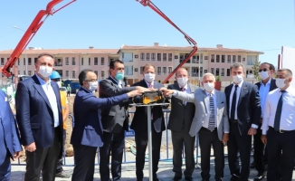 Bursa Ticaret Borsası'nın yeni hizmet binası şehre değer katacak