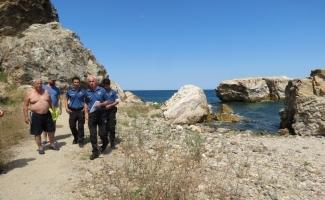 Bursa'da denize giren bir kişi kalp krizi geçirerek hayatını kaybetti