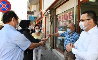 Bursa'da korona ile mücadele aralıksız sürüyor