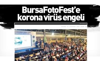 BursaFotoFest'e korona virüs engeli