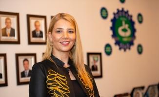 DOSABSİAD Yönetim Kurulu Başkanı Nilüfer Çevikel: