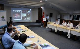 İnegöl Belediyesi 6 Aylık Performansı Değerlendiriyor